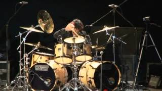 """Cactus - """"Evil"""" (Carmine Appice - Master of the Drums - great solo performance)"""