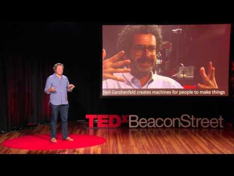 The Internet of Food | Caleb Harper | TEDxBeaconStreet