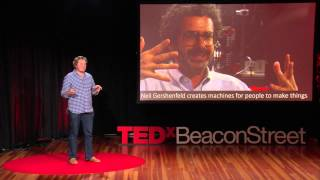 The Internet of Food | Caleb Harper | TEDxBeaconStreet