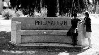 Hidden in Plain Sight: The Philomathian seat
