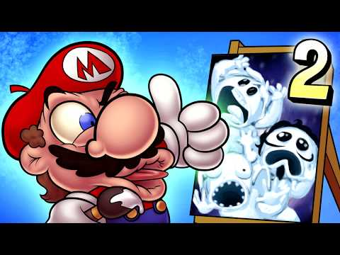 Oney Plays Mario Artist: Paint Studio WITH FRIENDS - EP 2 - We're Onto Something Good Here
