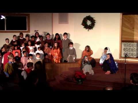 2013 Latham Christian Academy Elementary Christmas Program