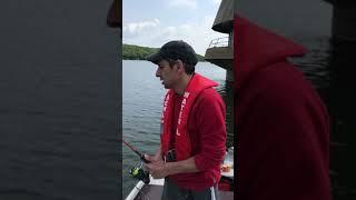 Bewl Water fishing 2018