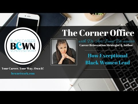 The Corner Office Series: How Exceptional Black Women Lead
