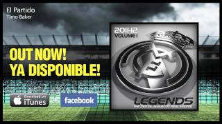 The Legends (Official Album - Real Madrid)