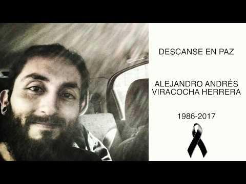 Miércoles 7 de junio a las 14h00 partió de forma trágica Andrés Viracocha