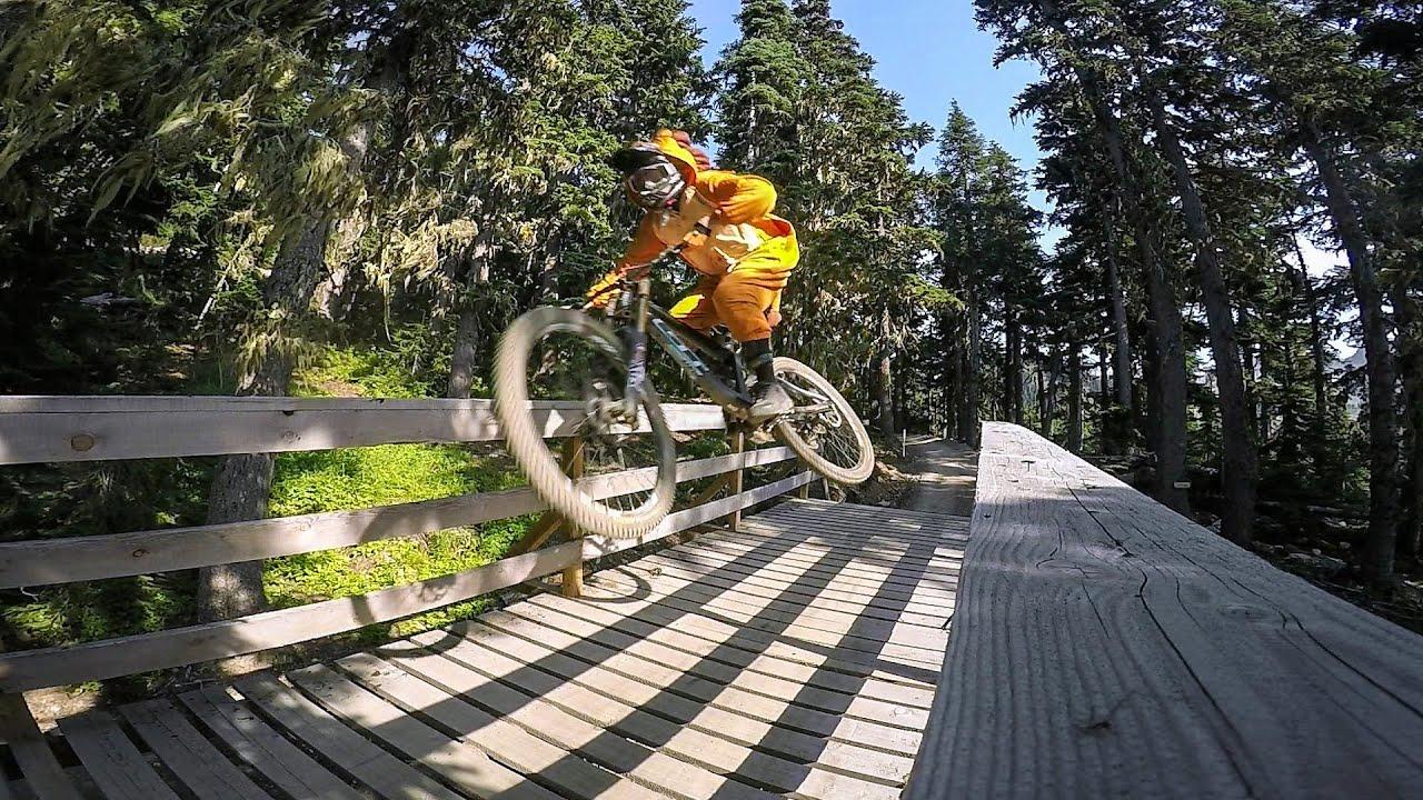 Gopro Mountain Biking Lion Youtube