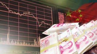 중국 증시 7% 이상 폭락…개장 30분 만에 거래 완전…