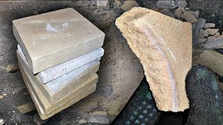 Формовочная смесь песок +жидкое стекло(, 2016-09-17T16:02:20.000Z)