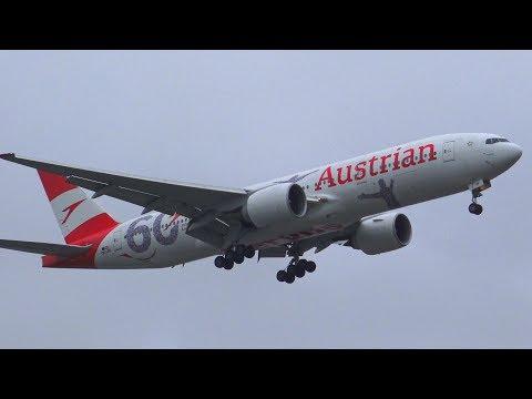 (4K) Gloomy Heavy Plane Spotting at Chicago O'Hare!