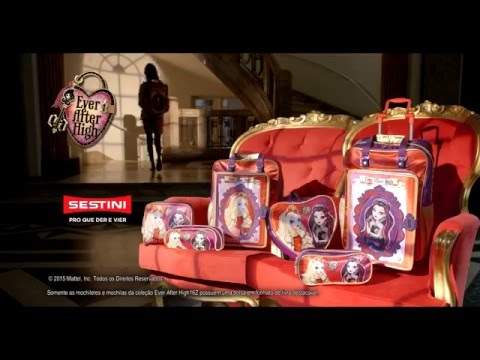 Comercial Ever After High Sestini ...
