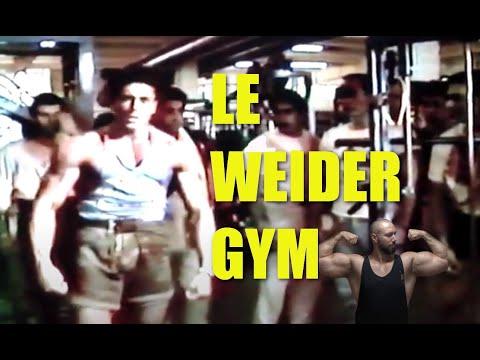 PODCAST : Michael Gundill , A. Plaisant : Le Body à L'époque Au Weider Gym