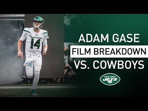 Adam Gase Film Breakdown: 'Sam Fixes A Lot Of Things' | New York Jets | NFL