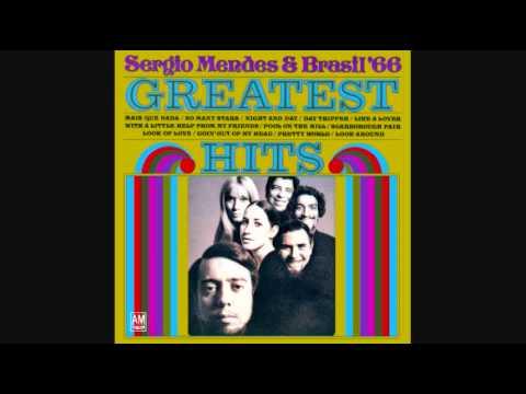 SERGIO MENDES & BRASIL'66 -  THE LOOK OF LOVE