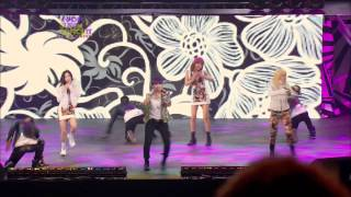 2NE1 - I Am The Best + I Love You | USA concert.