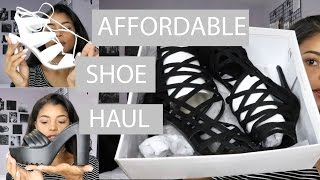SHOE HAUL + REVIEW | 10.88 SHOES - WHOLESALE SHOES | ARIANA.AVA