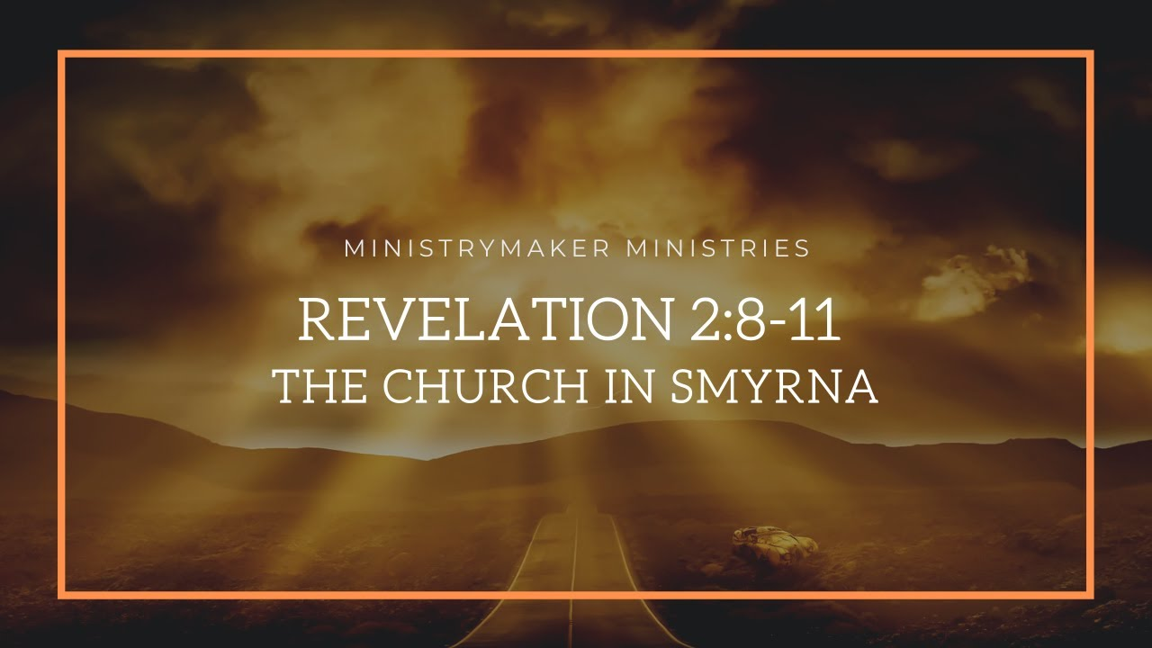 Revelation 2:8-11 | The Church in Smyrna | Dr. Gary Linton