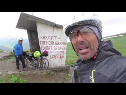 The Pamir by Bike: Bartang Valley. TAJIKISTAN, Dushanbe - KYRGYZSTAN, Osh