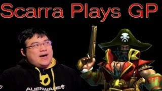 Scarra plays Gangplank Mid Lane Season 3 - League of Legends