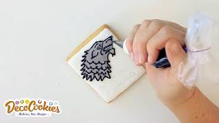 HappyDeco - Game of Thrones - Decorated Cookies