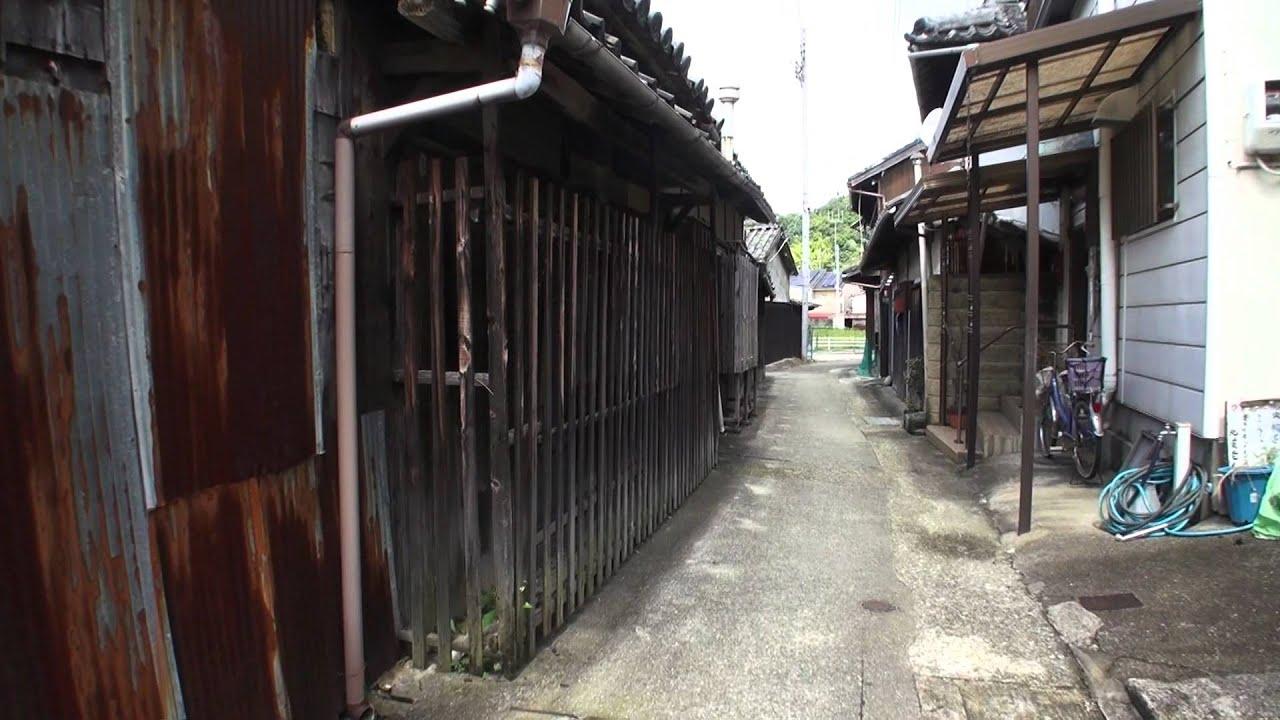 和歌山県湯浅町湯浅 2 - YouTube