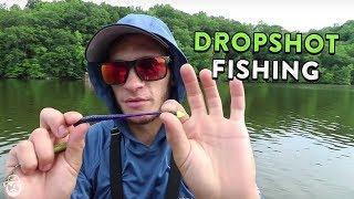 Dropshot Fishing Tips with SB Fishing TV!
