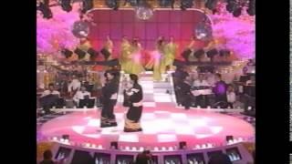 俵山栄子 「いっぽんどっこの唄」 水前寺清子 本人登場!! フジTVもの...