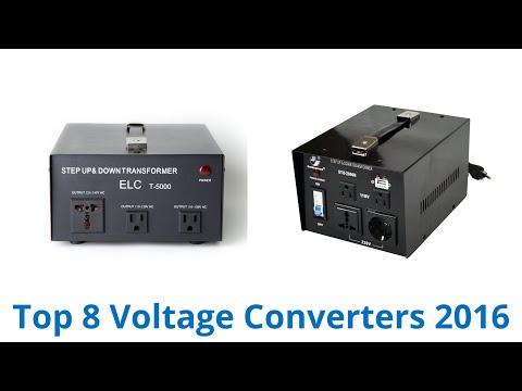 8 Best Voltage Converters 2016