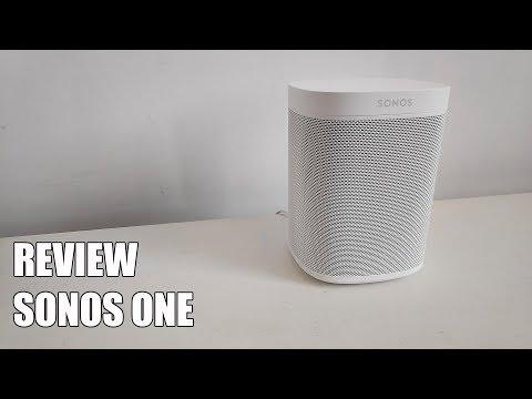 Review Sonos One Nuevo Altavoz Multiroom asistente