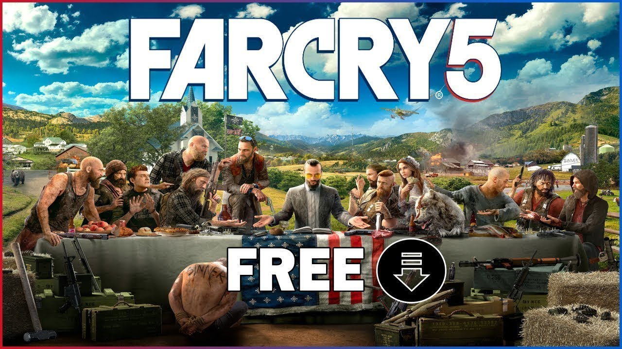 Far Cry 5 PC Game - Free Download Full Version