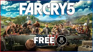 Far Cry 5 Free Download PC [Full Game]
