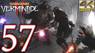 Warhammer Vermintide 2 PC 4K Walkthrough - Part 57 - Weave 31, 32