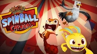Spinball Carnival - Android Gameplay HD