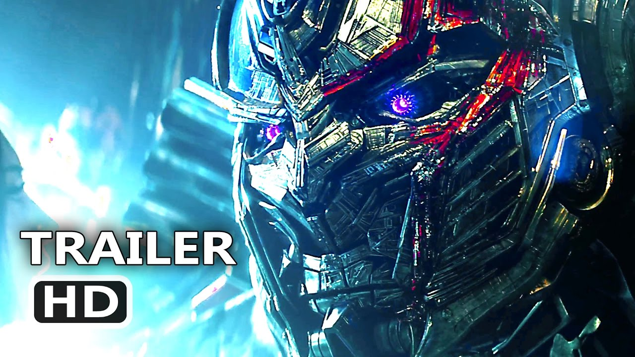 Transformers 5 The Last Knight Official Trailer 3 2017