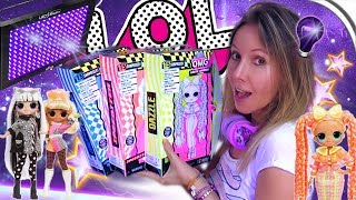 NEU 🌟 LOL Surprise OMG Puppen Lights Serie 🌟 Dazzl, Speedster und Groovy Babe auspacken 🤩 deutsch