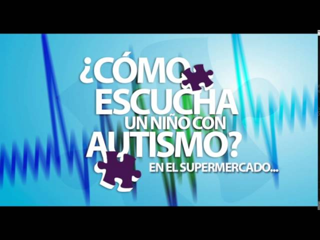 Descubre Cómo Escucha Un Niño Con Autismo En El Supermercado Youtube