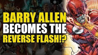 The Flash Rebirth Vol 4: The Flash Becomes Reverse Flash
