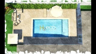 H2eco- Front & Backyard Renovation Project in Lauderdale By The Sea