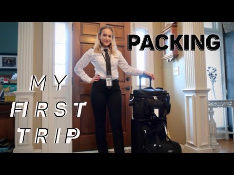 Packing for My First Trip | JOURNEY TO THE AIRLINES Mp3