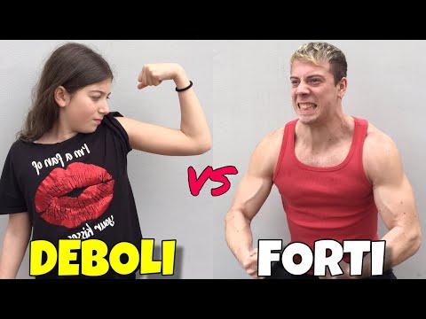 FORTI VS DEBOLI