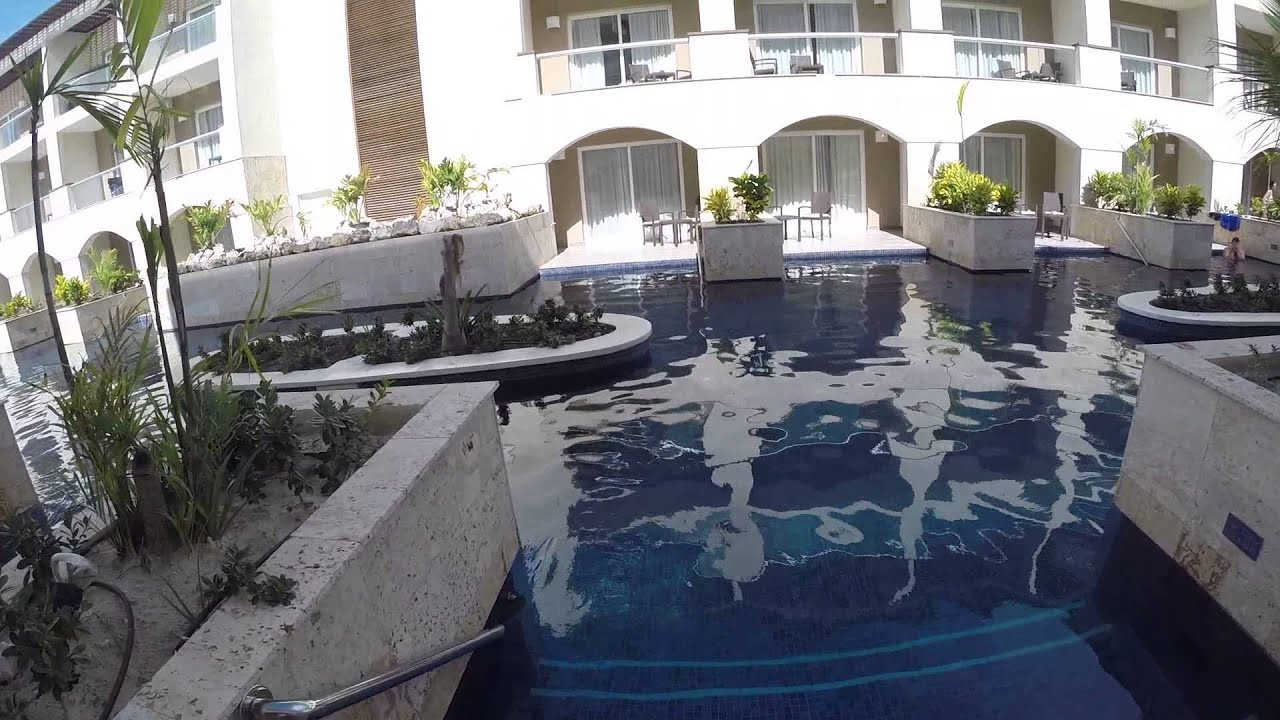 Junior One Bedroom Punta Cana Royalton Swim Out Room Youtube