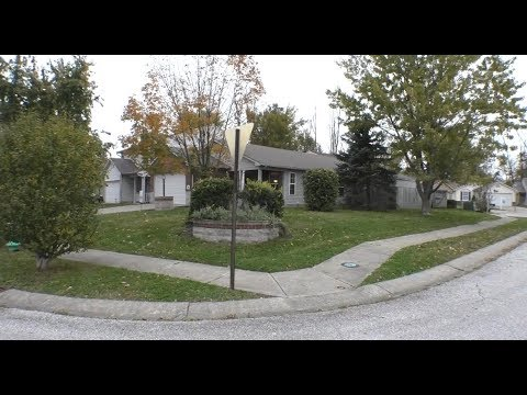 Indianapolis 3BR/2BA Homes for Rent: 632 Meadows Edge Ln, Indianapolis, IN 46217