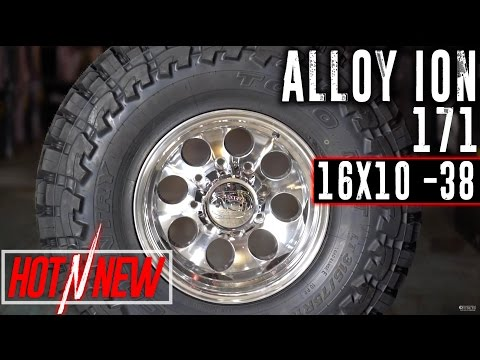 Hot n New Ep. 68: Alloy Ion 171 16x10 -38