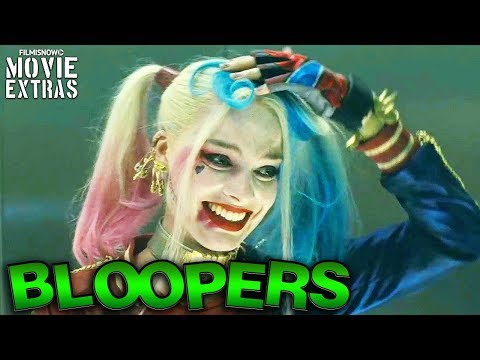 Suicide Squad Bloopers & Gag Reel (2016)