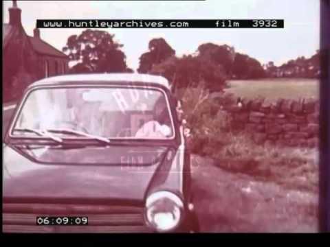 Tourist guide to Northumbria, 1960's - Film 3932