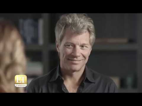 """Bon Jovi on His Career, Life & New Album """"This House Is Not for Sale"""" - ET Canada Interview"""