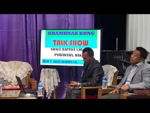 Khamhnak Kong TALK SHOW - Grace Baptist Church