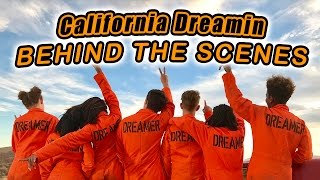 MattyB - California Dreamin (Behind The Scenes)