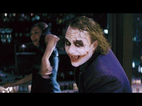 WHERE IS HARVEY DENT?   The Dark Knight [4k, HDR, IMAX]