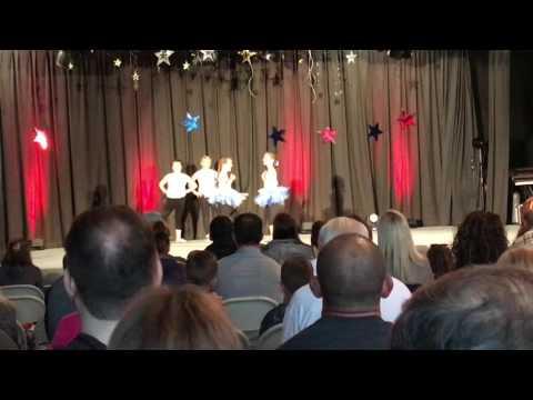 Altamont Creek Elementary School Talent Show 2017 Act 1